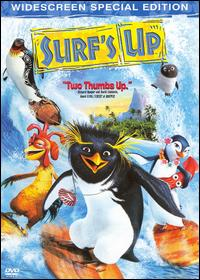 Surf's Up DVD